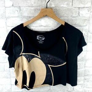 Disney Mickey Mouse Crop Top| XL